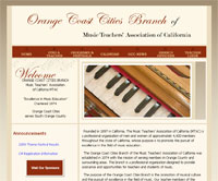 Music Teachers of California