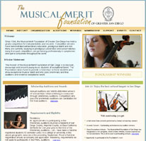 Musical Merit Foundation
